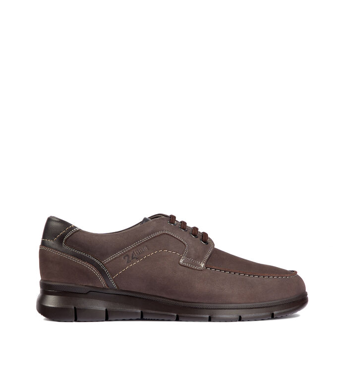 Zapatos casuales Hombre, CAFE, large