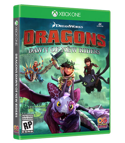 Dragons Dawn of New Riders Xbox One, , large
