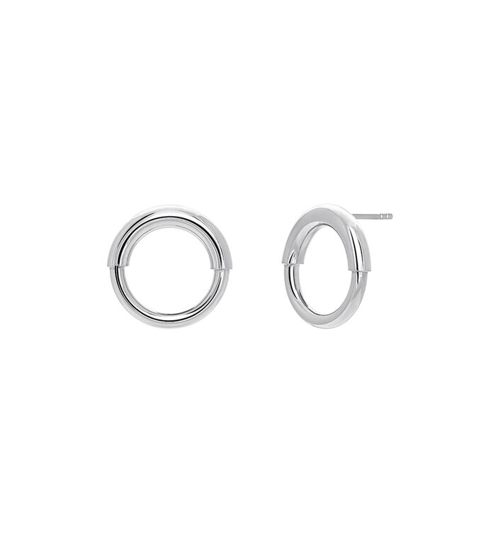 Aristocrazy Aretes en plata Mujer, , large
