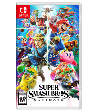 Super Smash Bros Ultimate Nintendo Switch, , large