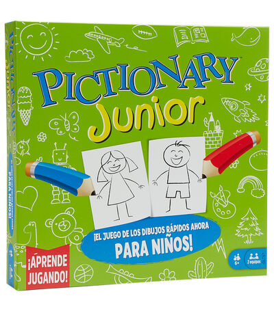 Pictionary Junior, , large
