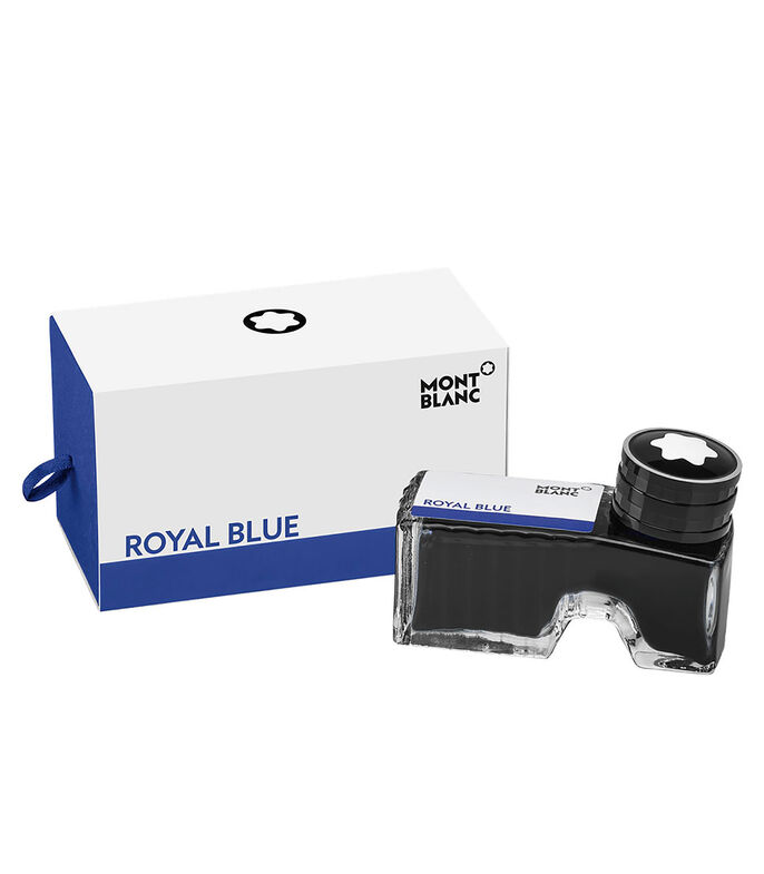 Montblanc Tintero Royal Blue, , large