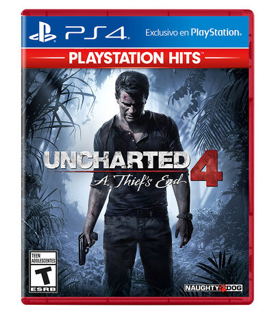 Uncharted 4: A Thief's End Hits PS4, , large