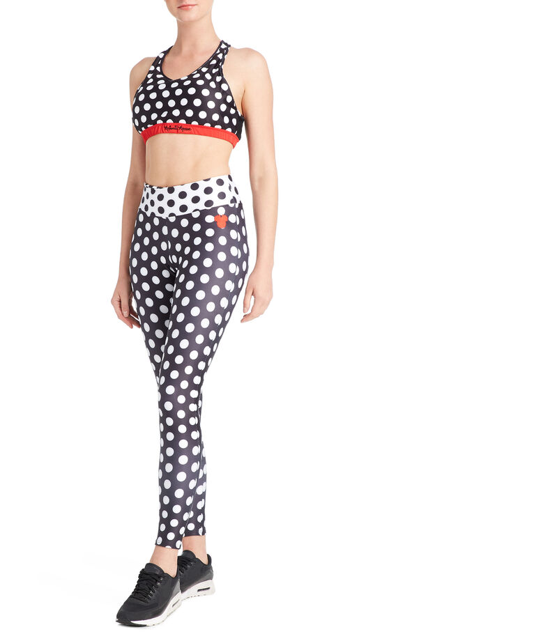 Leggings Minnie Mouse Mujer, NEGRO, editorial