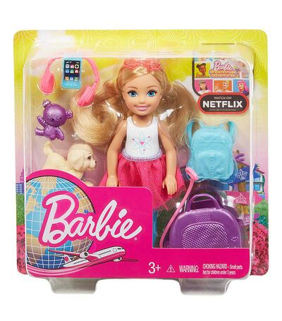 Barbie Explora y Descubre Chelsea, , large