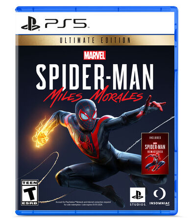 Spider-Man: Miles Morales, Ultimate Edition PS5 - PREVENTA, , large