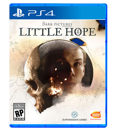 The Dark Pictures Anthology: Little Hope PS4, , large