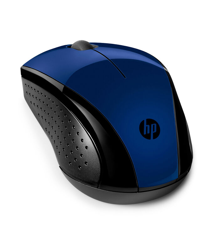 Hp HP Mouse Inalámbrico 220 Azul, , large