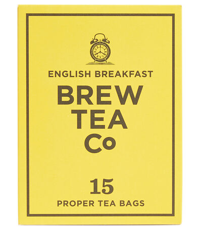 Té Negro English Breakfast, 15 Bolsitas, 56.2 g, , large