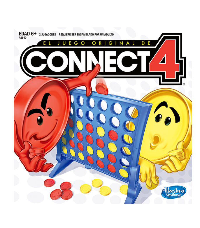 Hasbro Gaming Connect4, , large