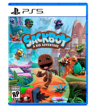 Sackboy: A Big Adventure PS5, , large