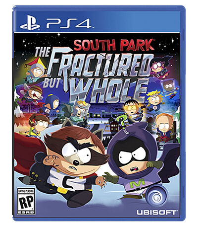 South Park: The Fractured but Whole PS4, , large