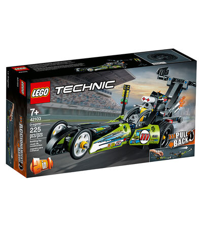 Lego Technic, Dragster, , large