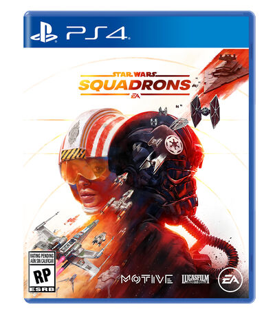 Star Wars: Squadrons PS4, , large