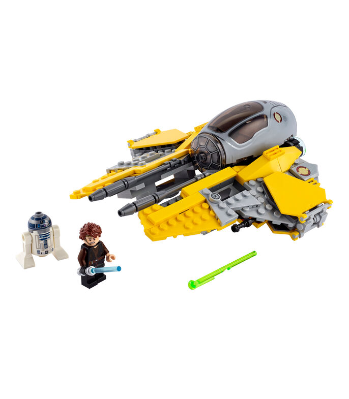 Lego Lego Star Wars, Interceptor Jedi de Anakin, , large