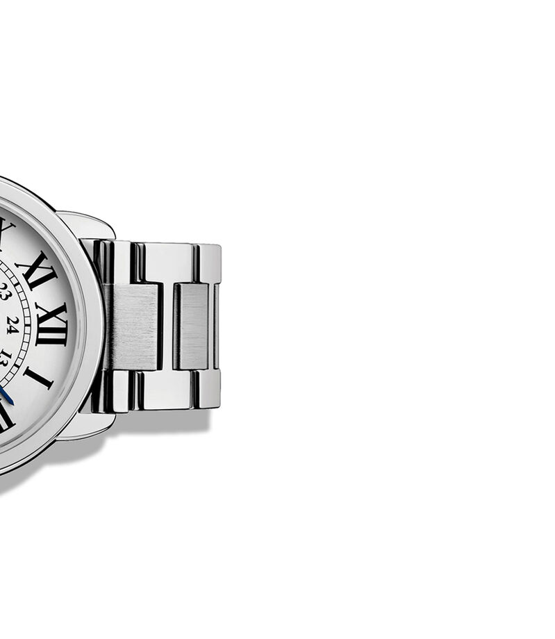 Reloj Ronde Solo de Cartier 42 MM, Acero, , editorial