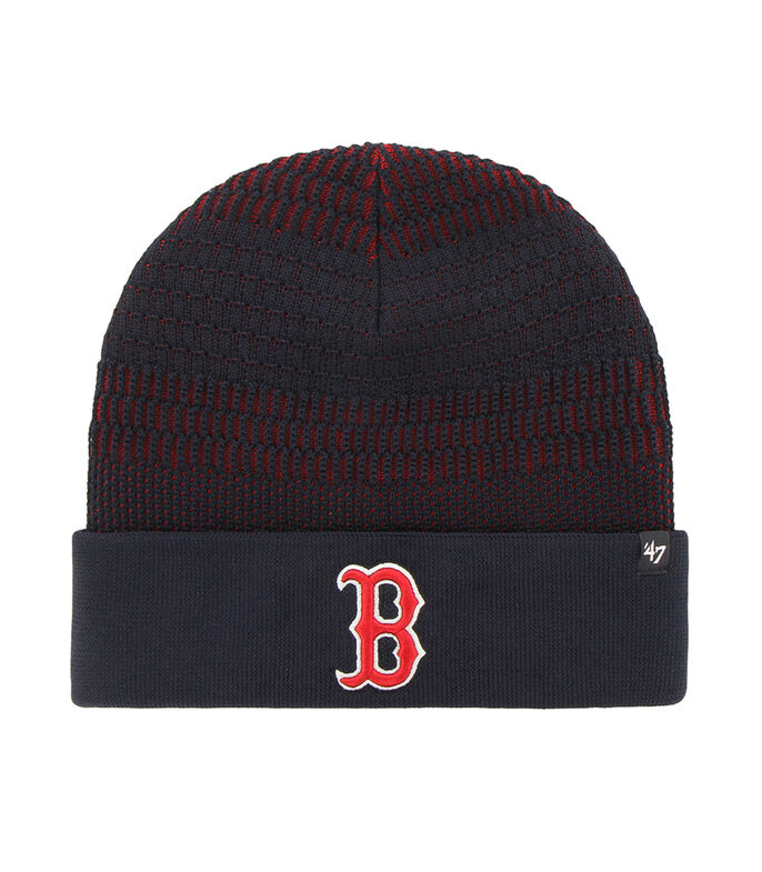 Gorro en tejido punto Boston Red Sox Unisex, , large