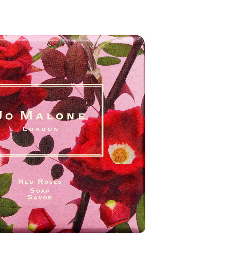Red Roses Soap, , editorial