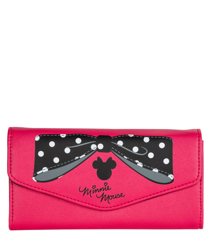 Cartera Minnie Mouse Mujer, , large