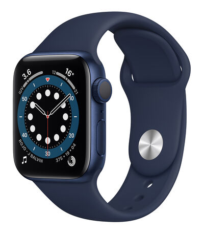 Apple Apple Watch Series 6, 40 mm Azul, , large