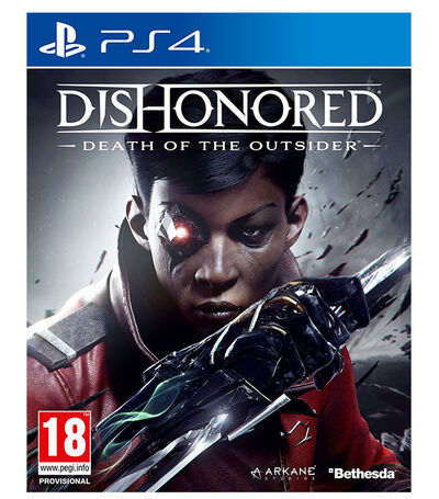 Dishonored Death of the Outsider PS4, , large