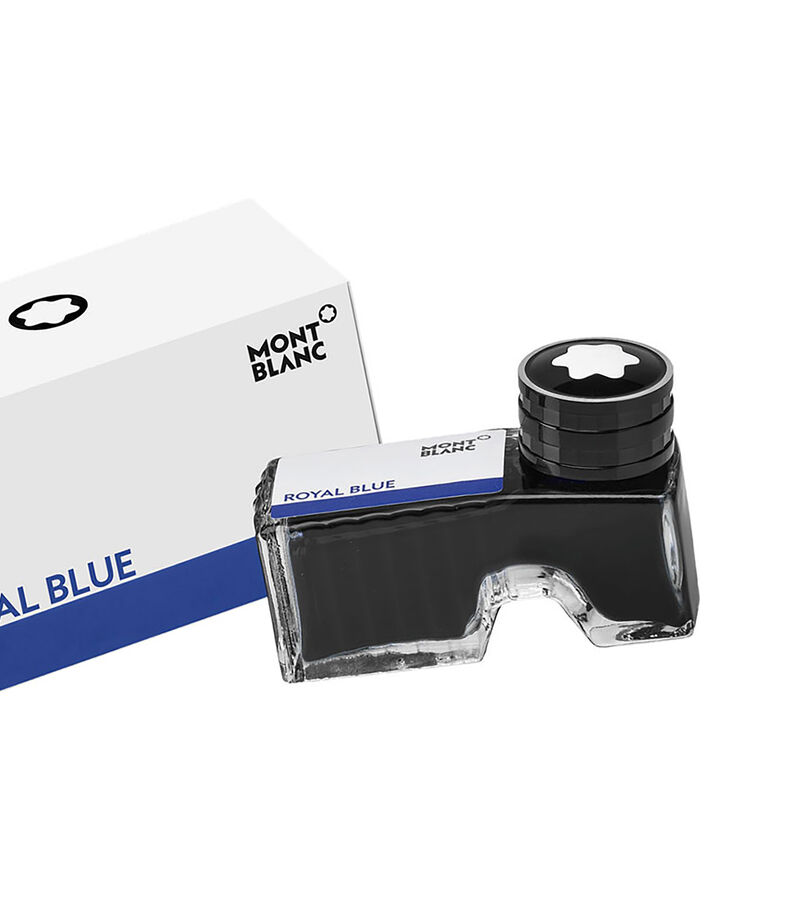 Montblanc Tintero Royal Blue, , editorial
