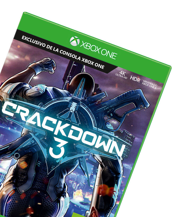 Crackdown 3 Xbox One, , editorial