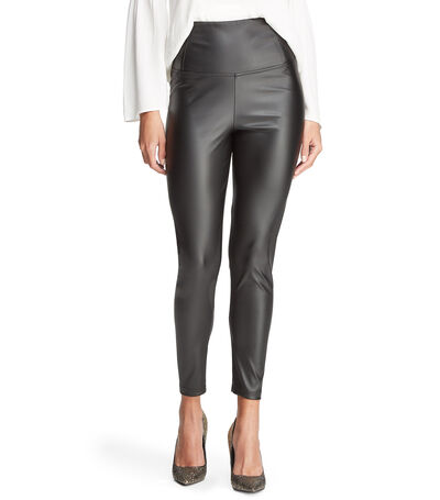 Leggings tipo piel Mujer, , large