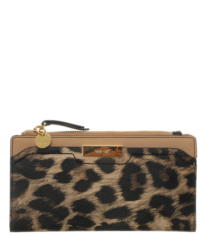 Nine West Cartera con animal print Mujer, MULTICOLOR, large