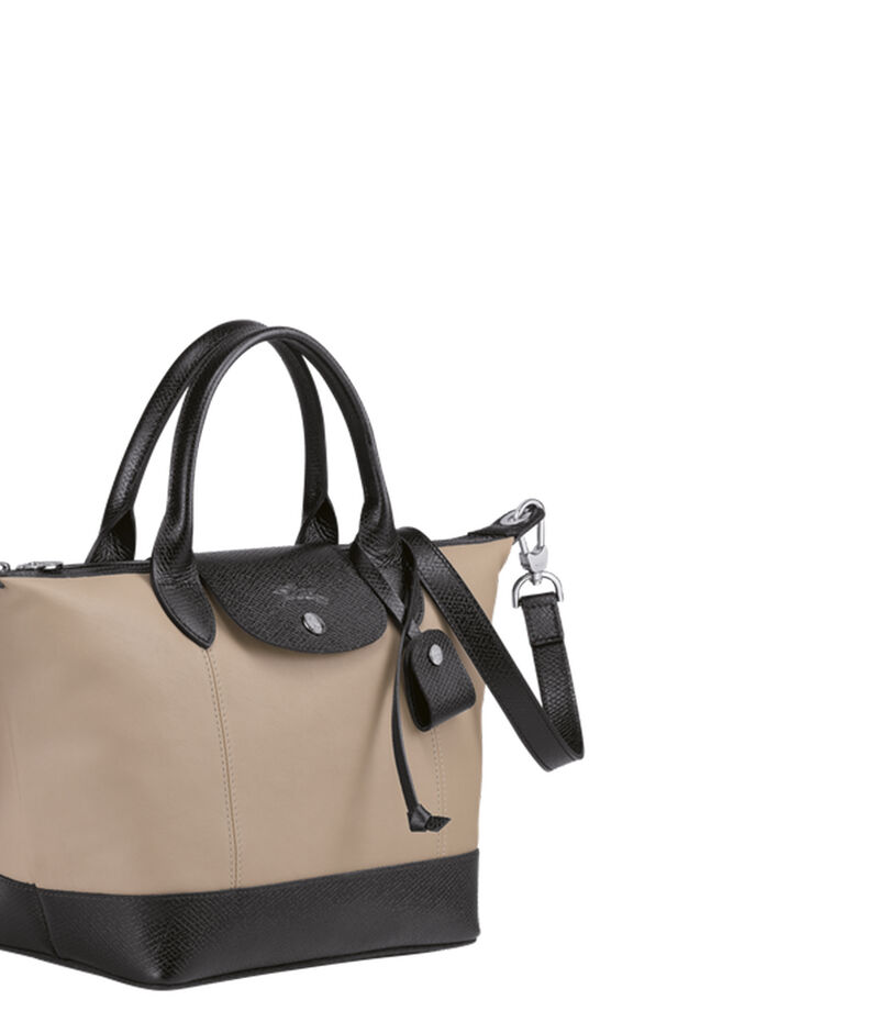 Longchamp Bolso satchel en piel, , editorial