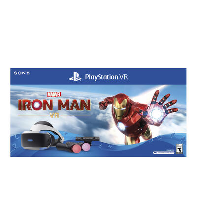 PlayStation VR PS4 Iron Man, , large