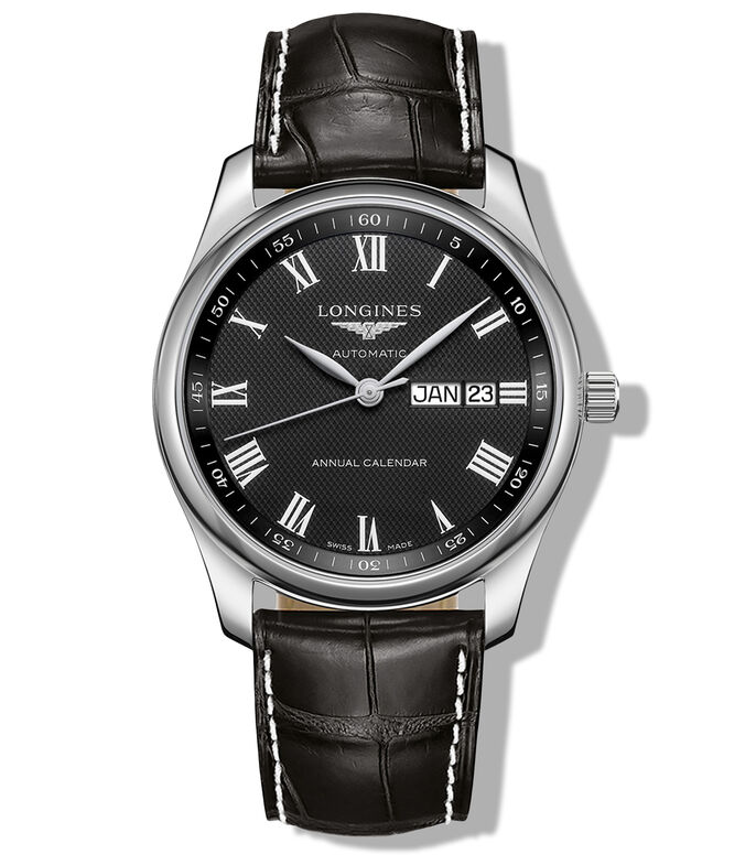 Longines Reloj The Master Collection Annual Calendar Hombre, , large