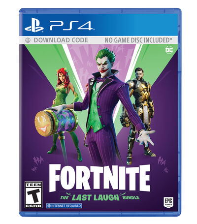 Fortnite DC PS4, , large