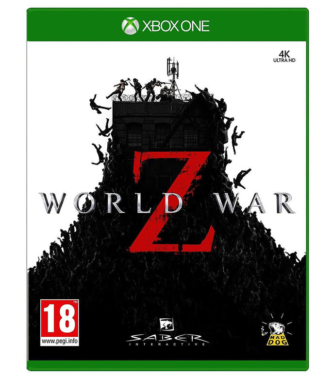 World War Z Xbox One, , large