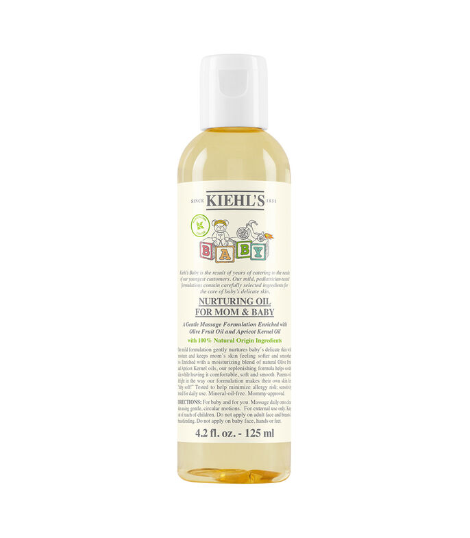 Kiehl's Mom and Baby Oil, , large
