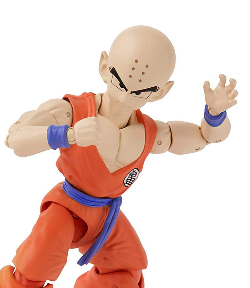 Figura Legendaria Krillin, , editorial