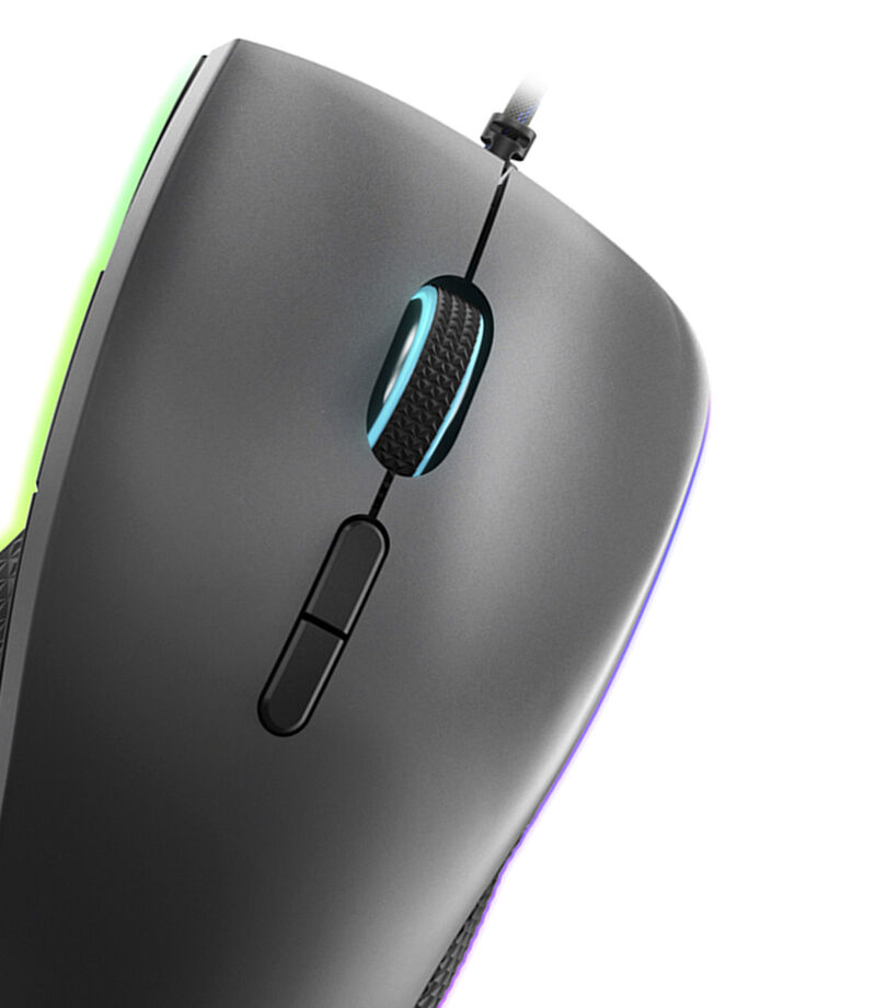 Mouse Legion M500 RGB Gaming, , editorial