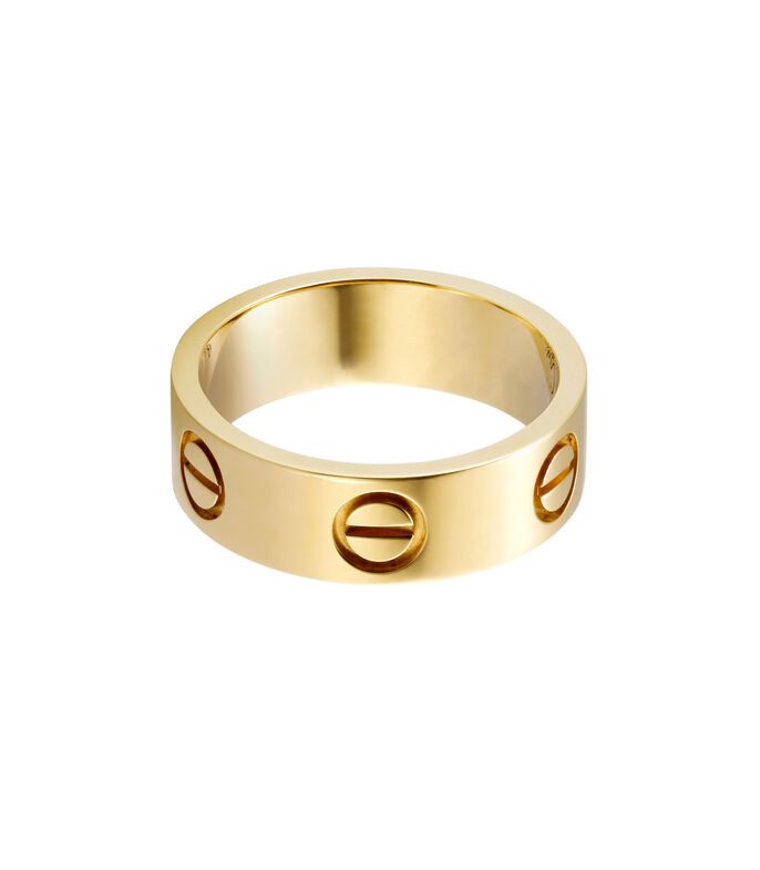 Anillo Love Oro Amarillo, , large
