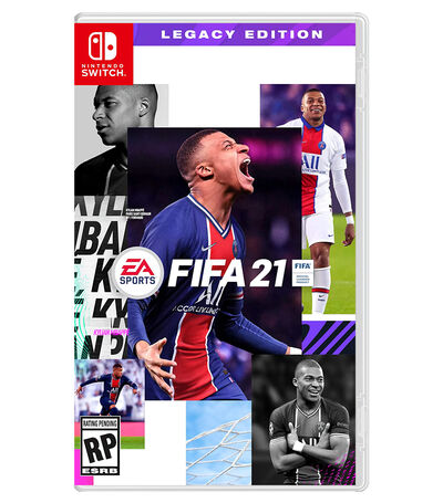 FIFA 21 Nintendo Switch, , large