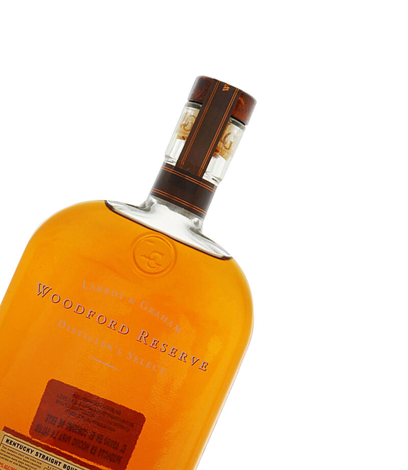 Whiskey Woodford Reserve Straight Bourbon, 750 ml, , editorial
