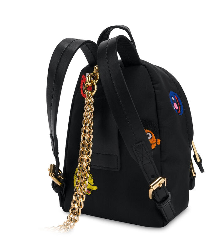 Moschino Bolso Backpack, , large