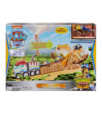 Set Paw Patrol Chase - T-Rex Rescue, , large