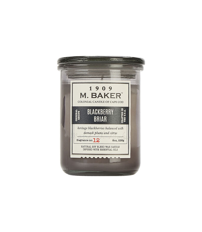Colonial Candle Vela Aromática Blackberry Briar, , large