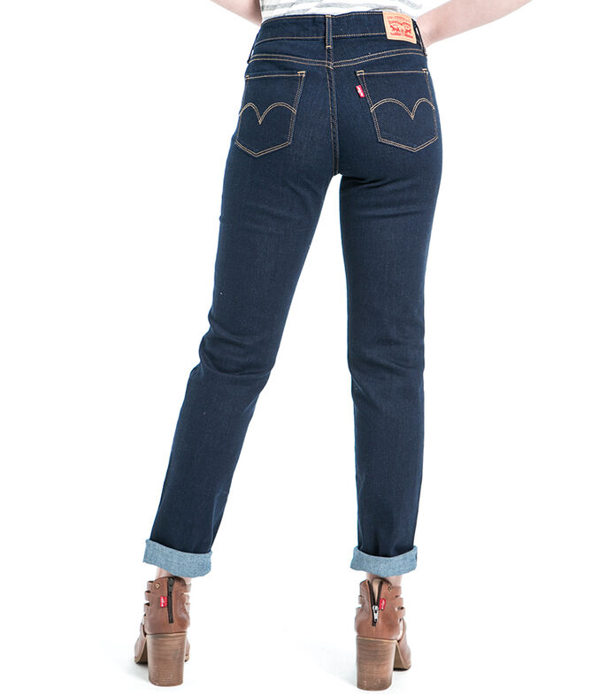 Jeans 713 Slim Fit Mujer, , large