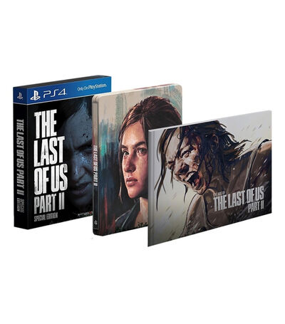 The Last of Us 2 Special Edition PS4, , large