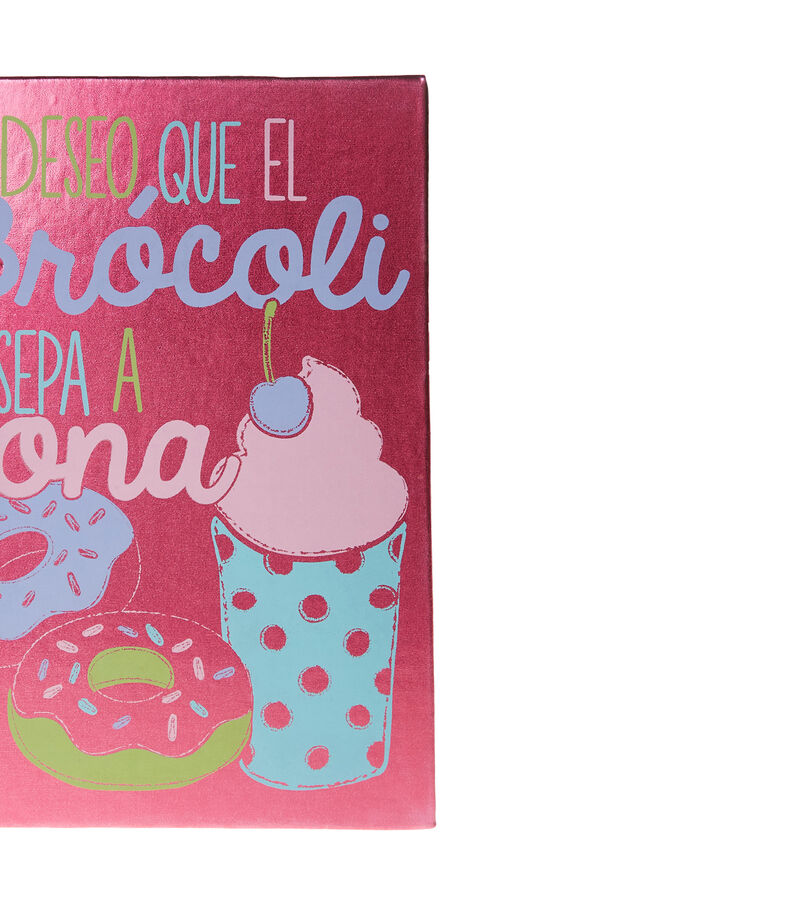 "Cuaderno ""Rosa Candy"", , editorial"