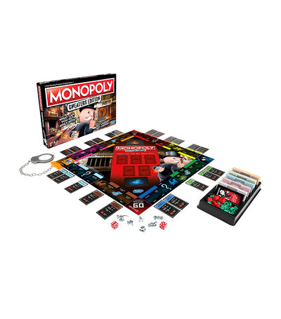 Monopoly Cheaters, , large