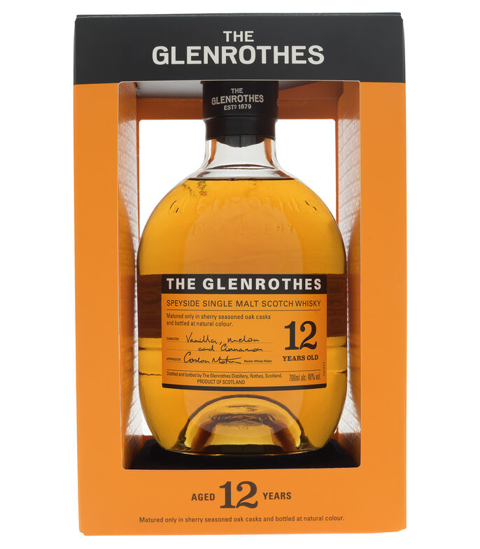 Whisky The Glenrothes 12 Years, 700 ml, , large