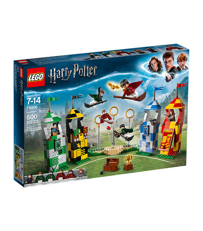 Lego Harry Potter Juego de Quidditch, , large