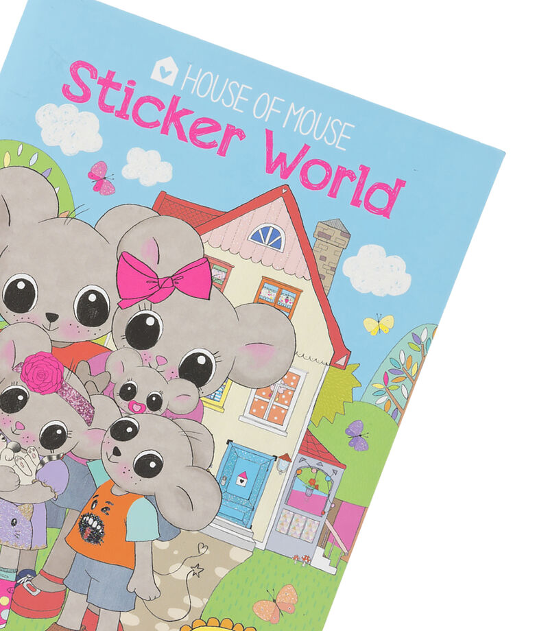 Mi Piace Libro con Stickers House Of Mouse, , editorial